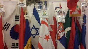 Budapeşte Bayrak Müzesi Etkinliğine Katılım (1 Aralık 2015)